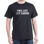 Got served - Baseball Dark T-Shirt