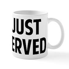 Got served - Soccer Mug