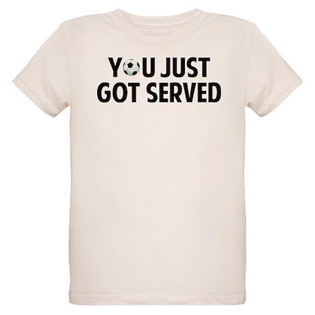 Got served - Soccer Organic Kids T-Shirt