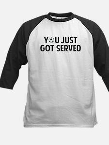 Got served - Soccer Tee