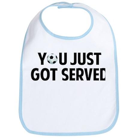 Got served - Soccer Bib