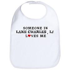 Someone in Lake Charles Bib
