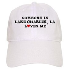 Someone in Lake Charles Baseball Cap