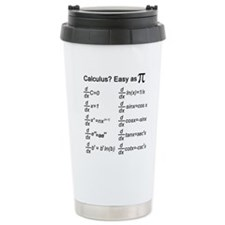 Math Travel Mug
