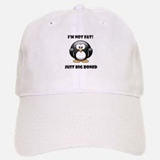 Not Fat Baseball Baseball Cap
