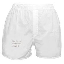Vintage National Sarcasm Soci Boxer Shorts