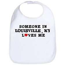 Someone in Louisville Bib