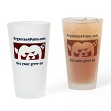 Organize4Palin Drinking Glass