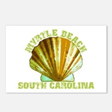 Myrtle Beach South Carol Postcards (Package of 8)
