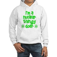 funny nuclear Hoodie