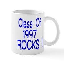 1997 Blue Mug