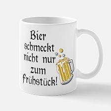 German Beer Is Just Not For Breakfast Mug