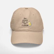German Beer Is Just Not For Breakfast Baseball Baseball Cap