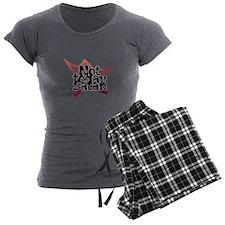 Kelli Khrome Red Logo Dog T-Shirt
