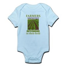 Outstanding Farmers Infant Bodysuit