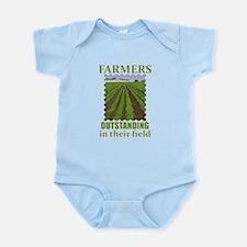 Outstanding Farmers Infant Bodysuit