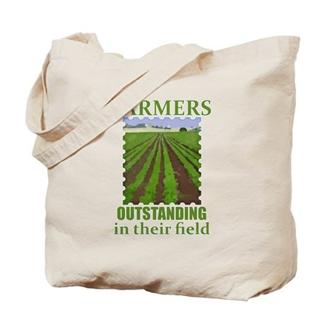 Outstanding Farmers Tote Bag