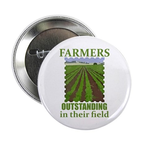 "Outstanding Farmers 2.25"" Button (100 pack)"