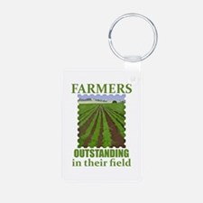 Outstanding Farmers Keychains