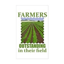 Outstanding Farmers Decal