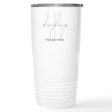 Nice Tan Lines Travel Mug