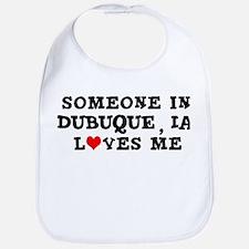 Someone in Dubuque Bib