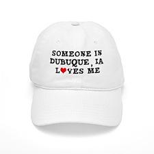 Someone in Dubuque Cap