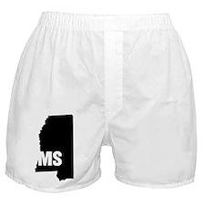 Mississippi Boxer Shorts