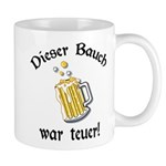 Funny German Drinking Mug