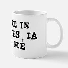 Someone in Des Moines Mug