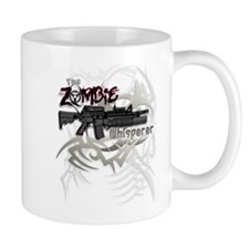 Zombie Whisperer Hunter M16 Mug