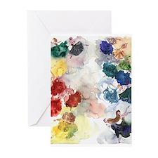 Watercolor Tutu's Greeting Cards (Pk of 10)