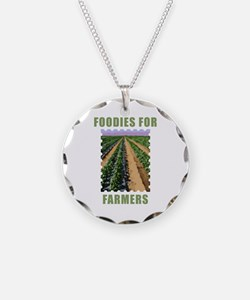 Foodies for Farmers Necklace