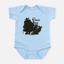 Nero Wolfe Infant Bodysuit