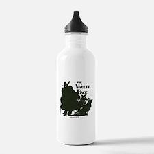 Nero Wolfe Water Bottle