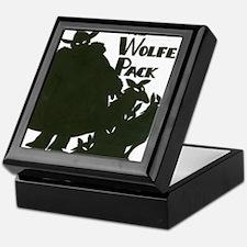 Nero Wolfe Keepsake Box