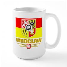 Wroclaw Flag Mug