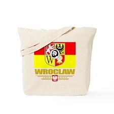 Wroclaw Flag Tote Bag