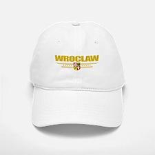 Wroclaw Flag Baseball Baseball Cap
