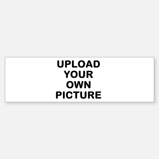 Design Your Own Oval Bumper Stickers CafePress - Design your own stickers