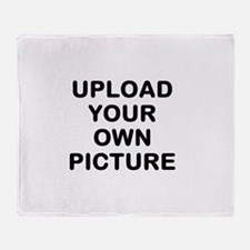 Design Your Own Throw Blanket