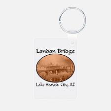 London Bridge, Lake Havasu City, AZ Keychains