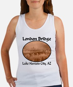 London Bridge, Lake Havasu City, AZ Women's Tank T