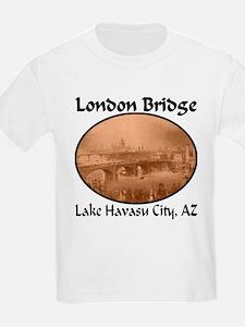 London Bridge, Lake Havasu City, AZ T-Shirt