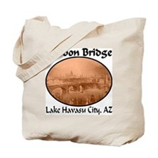 London Bridge, Lake Havasu City, AZ Tote Bag