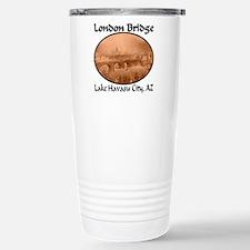 London Bridge, Lake Havasu City, AZ Travel Mug