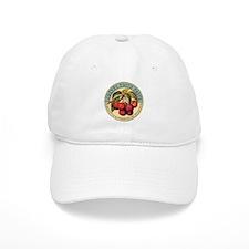 Cherry Tooth Paste Baseball Cap