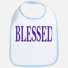 Funny Blessed Bib