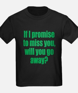 Promise to Miss You T