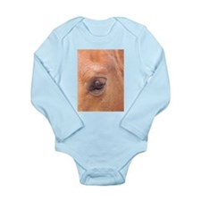 Horse's Soul Long Sleeve Infant Bodysuit